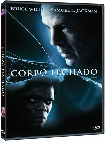 Dvd - Corpo Fechado - Bruce Willis - Original Lacrado
