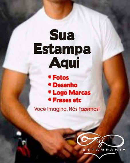 Camisetas E O Que Mais Pensar Personalizados