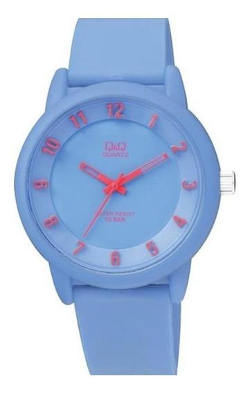 Relógio Q&q By Japan Feminino Vr52j007y C/ Garantia E Nf