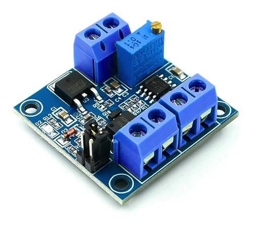 Conversor Pwm A Voltaje 0% - 100% A 0-10v Plc Para Spindle