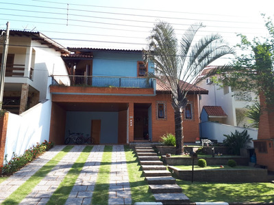 Casa Para Venda No Condomínio Arujá 5 (ref 1523)