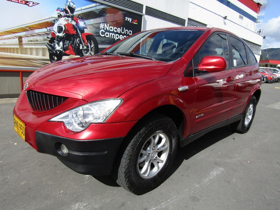 Ssangyong Actyon G23d At 2300cc Aa