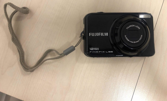 Câmera Fujifilm Desapego