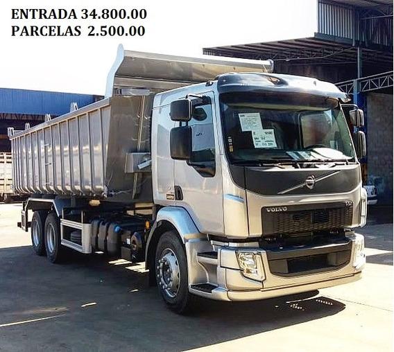 Vm 270/330 Bitruck 2019 Caçamba