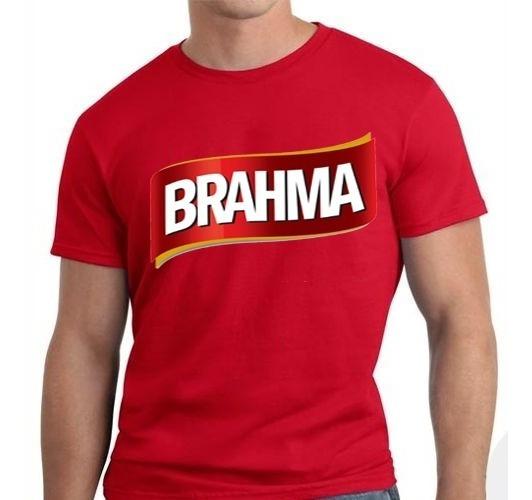 Camisa Camiseta Cerveja Brahma Alls Geek Thug Life Swag 1