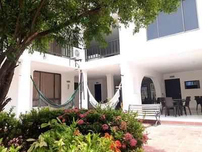 Casa Hotel En Santa Marta