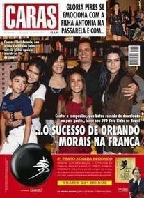 Revista Caras 939/11 - Luan Santana/sandy/tony Ramos
