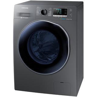 Lava E Seca Samsung 11kg Wd11j Com Ecobubble 127v, Inox