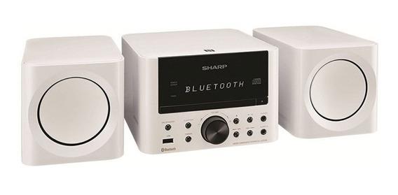 Micro System Sharp Xl-ls703b - Bluetooth / Cd / Controle 50w
