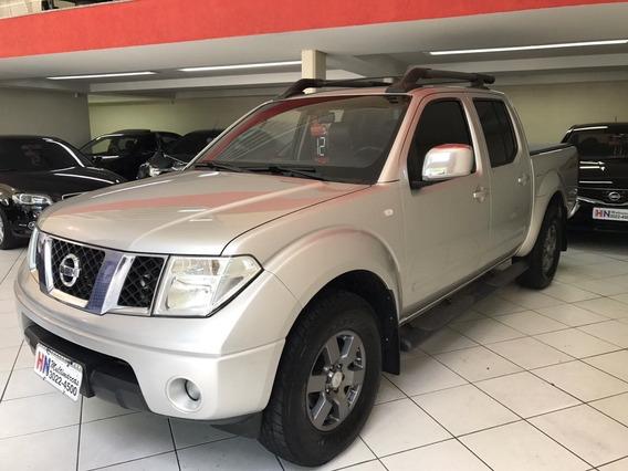 Nissan Frontier Le 4x4 Aut. 2012 Fin. 100%