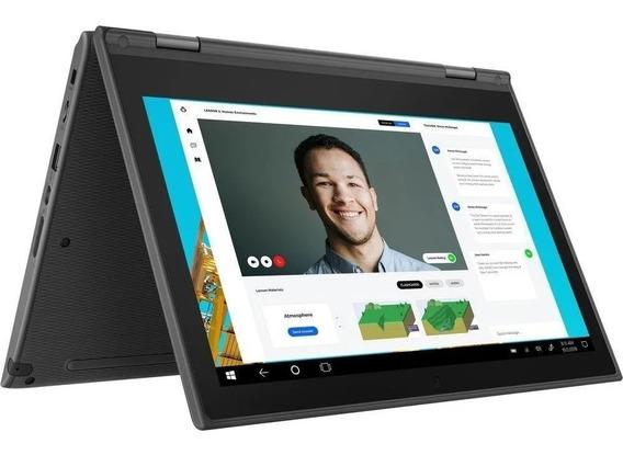 Notebook Lenovo 4gb 64gb 300e 11.6 2 Em 1 Windows 10
