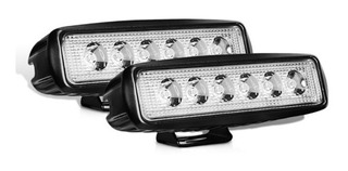 Faros 6 Led Slim Lineales