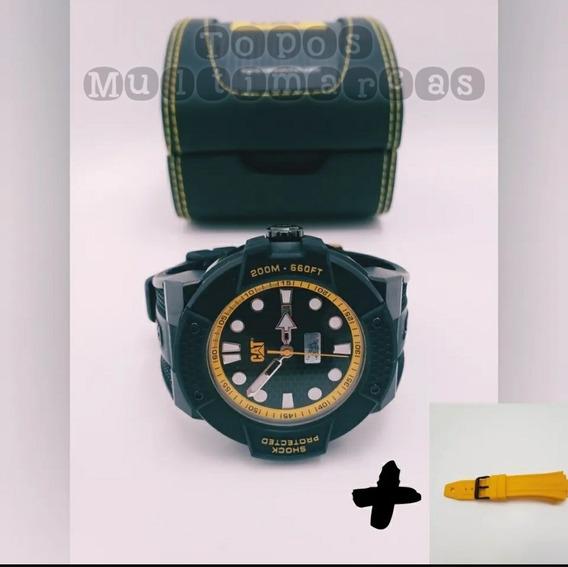 Relógio Caterpillar Shockmaster