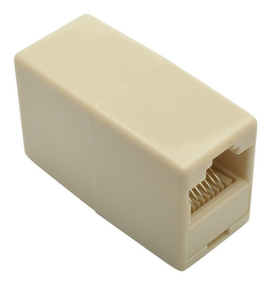 Empalme Rj45 Extensor Cable De Red - Factura A / B