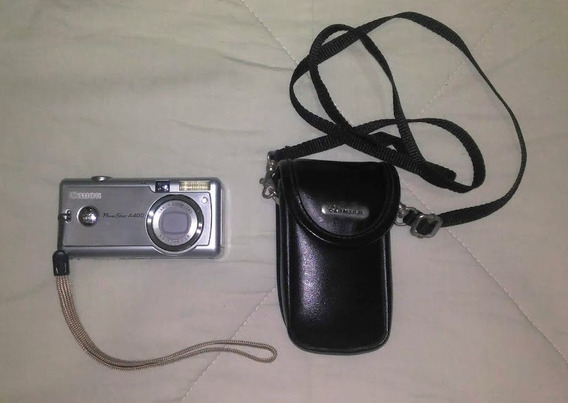 Canon Powershot A400 - Câmera Fotográfica Digital