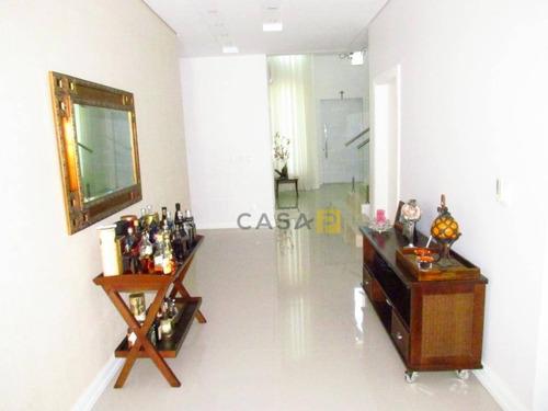 Casa Com 4 Dormitórios À Venda, 355 M² Por R$ 2.100.000,00 - Jardim Trípoli - Americana/sp - Ca0383