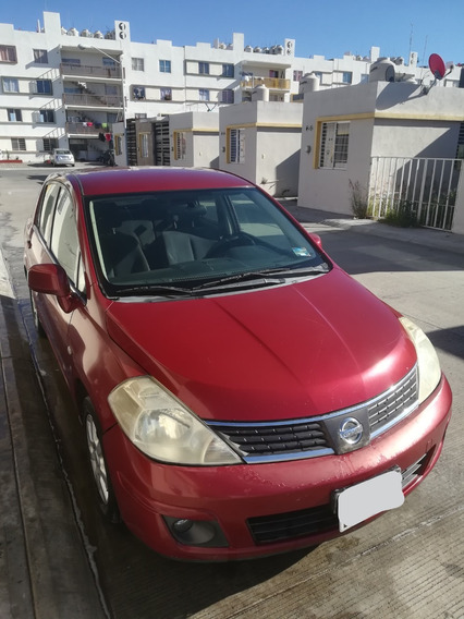 Tidda Sedan Emotion 2007 1,8