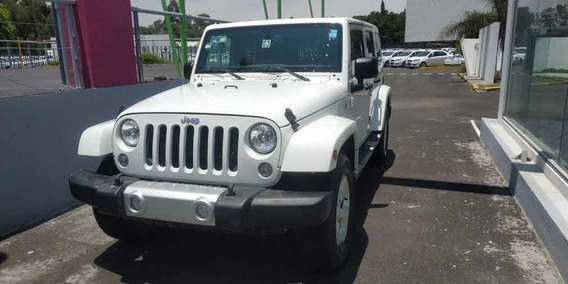 Jeep Wrangler 3.6 Unlimited Sahara 4x4 At 2015