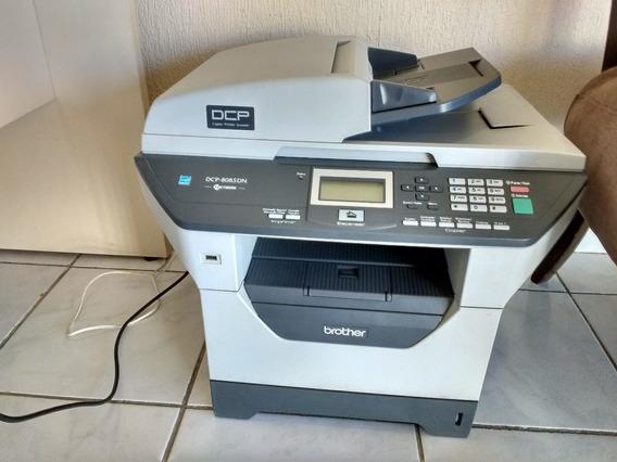 Impressora Multifuncional Laser Brother Mfc 8890dw Wifi