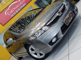 Honda Civic Lxs 1.8 Flex - Automatico