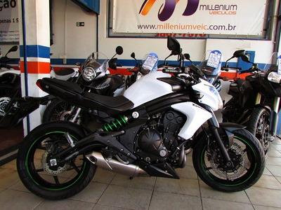 Kawasaki Er6n - 2015 Top Só 14 Mil Km - Loja Amparo Sp !!