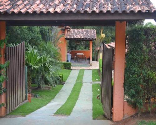 Imagem 1 de 30 de Chácara 2 Casas Ibiúna 1.000 M² Recreio Campo Verde - Ch00023 - 33507193