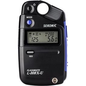 Fotômetro E Flash Meter Sekonic L-308x-u Flashmate Cine