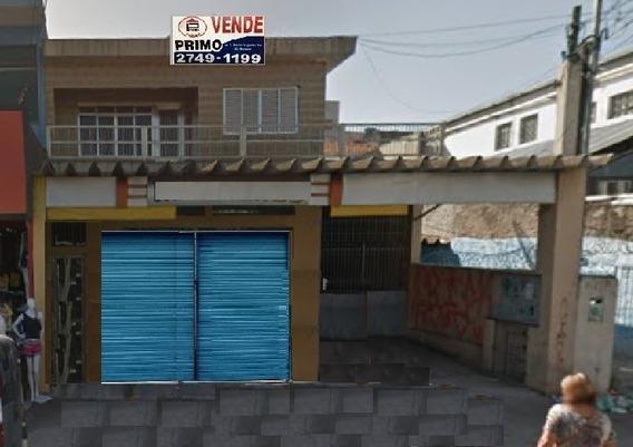 V335 Imóvel Comercial Salão E 3 Moradias 530m2