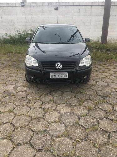 Volkswagen Polo Sedan 2008 1.6 Total Flex 4p