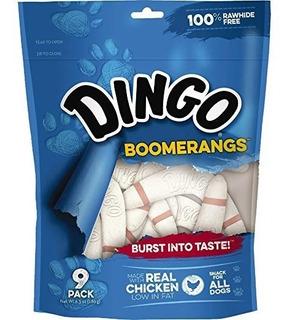 Dingo Cuero Crudo Libres Trata Boomerang Para Todos Los Perr
