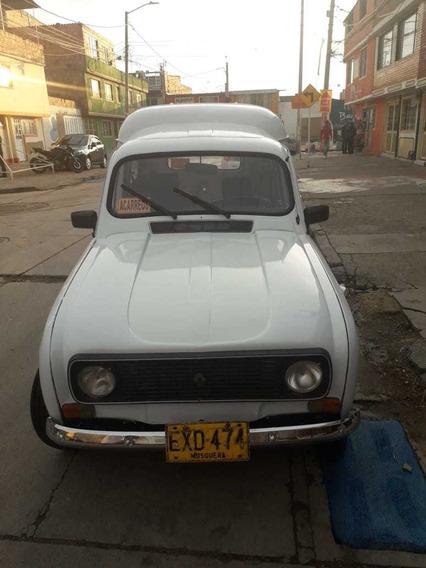 Vendo Camioneta Renault 4