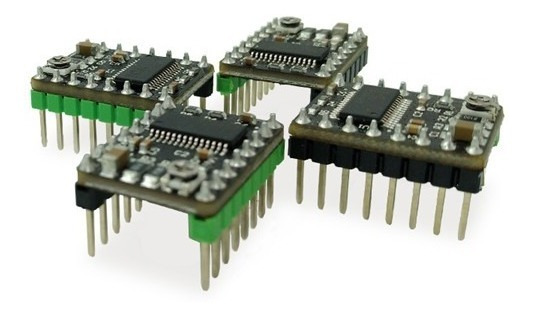 Driver Pololu Compatible Drv8825 :: Printalot
