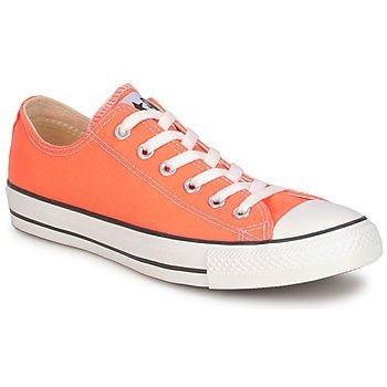 Tenis All Star Coverse Tradicional Laranja