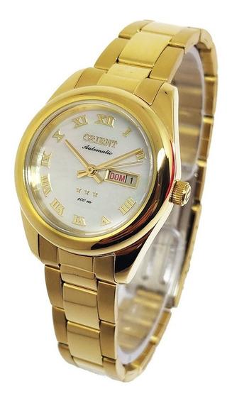 Relógio Feminino Orient Automático 559gp009 B3kx= 02