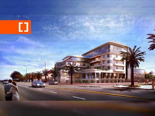 Venta De Apartamento Obra Construcción 1 Dormitorio En Carrasco, Bilú Riviera Unidad 505