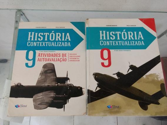 História Contextualizada +brindes