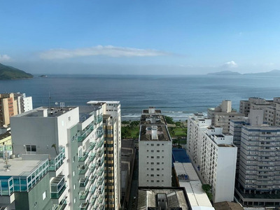 Apartamento Em Boqueirão, Santos/sp De 115m² 3 Quartos À Venda Por R$ 1.200.000,00 Ou Para Locação R$ 4.800,00/mes - Ap230283lr