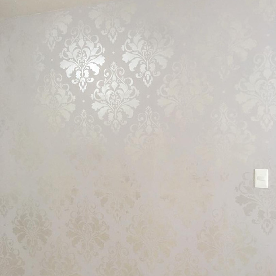 Stencil Ma Patron Plantilla Decorativa Reusable Para Pintar