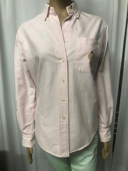 Ralph Lauren Camisa Impecable. Talle M 100%algodon