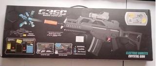 Rifle Hidrogel G36c Replica Plastico Potente Automatico