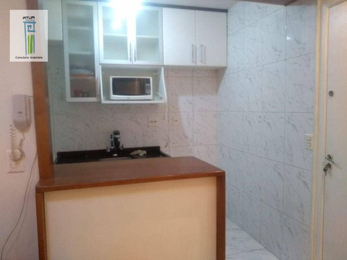 Apartamento Com 2 Dormitórios À Venda, 49 M² Por R$ 335.000,00 - Imirim - São Paulo/sp - Ap1609