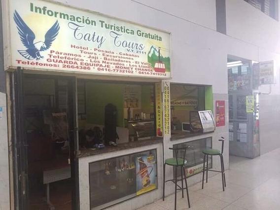 Local Comercial En El Terminal De Pasajero Merida