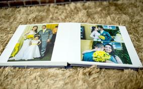 Álbum De Fotos Encadernado 30x30