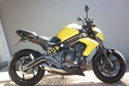 Kawasaki Er 6 N - Roda Brasil - Campinas