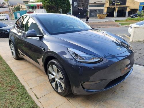Imagem 1 de 14 de Tesla Model Y P100d Long Range Awd Elétrico 21/21 - 0km
