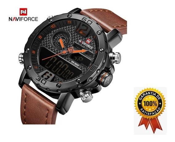 Relógio Esportivo Naviforce Original Frete Grátis Promoção