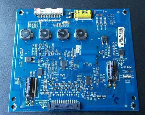 Placa Inverter Lg 42lv3400 / 42lv3500 / 42lv3700