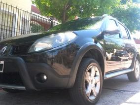 Renault Sandero Stepway 1.6 Negra No Meriva Suran Ecosport