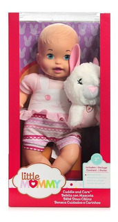Little Mommy Bebita Con Mascota Conejo Oferta Envio Inmediat