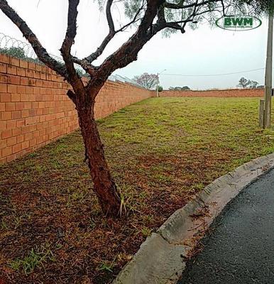 Terreno À Venda - Condomínio Residencial Reserva Ipanema - Sorocaba/sp - Te3388